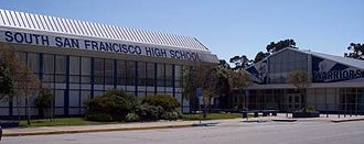 South San Francisco, California - South San Francisco High School, also known as South City High