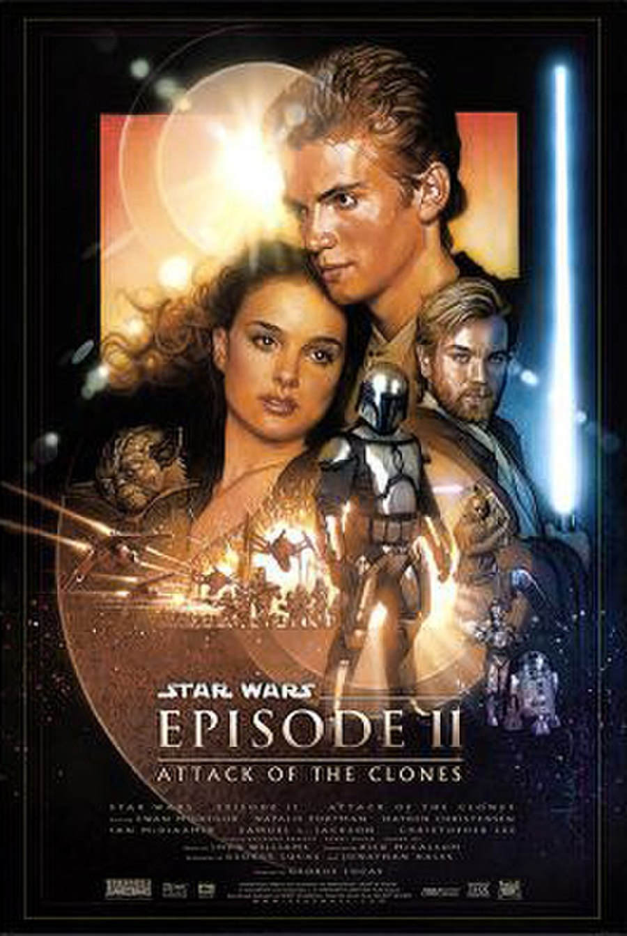 Star Wars: Episode II – Attack of the Clones