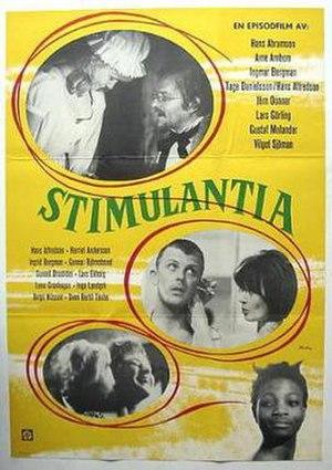 Stimulantia - Image: Stimulantia film poster