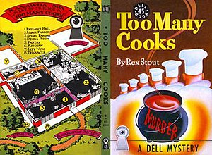 Too Many Cooks (novel)