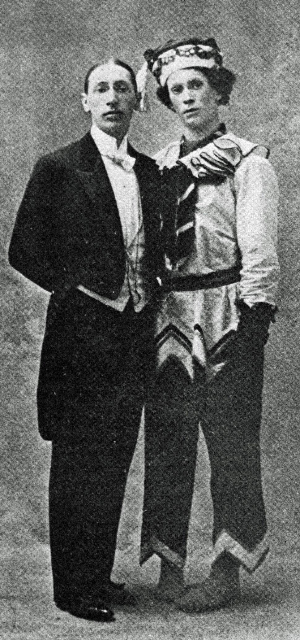 Stravinsky-Nijinsky-Petrouchka