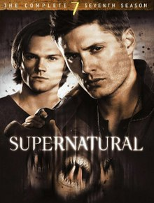 View Supernatural - Season 7 (2011) TV Series poster on Ganool