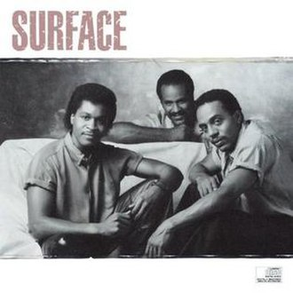 Surface (Surface album) - Image: Surface album