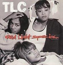 TLC — Red Light Special (studio acapella)