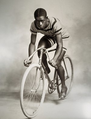 300px Taylor Marshall 1900 Major Taylor (1878 1932): First African American To Achieve World Champion
