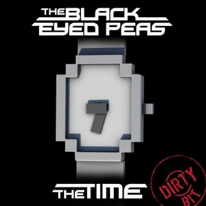 The Time (Dirty Bit) - Image: The Black Eyed Peas The Time The Dirty Bit Official Single Cover