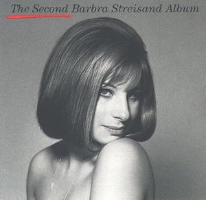 The Second Barbra Streisand Album - Image: The second barbra streisand album