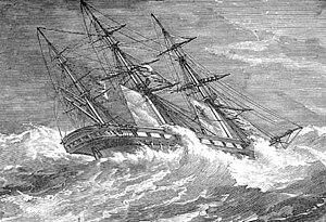 Torrent (ship) - Image: The Torrentship