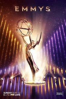 Emmy Nominations 2020 List.71st Primetime Emmy Awards Wikipedia