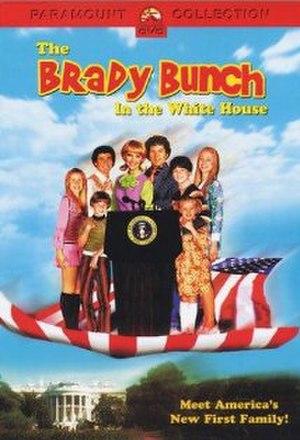 The Brady Bunch in the White House - The Brady Bunch in the White House DVD cover