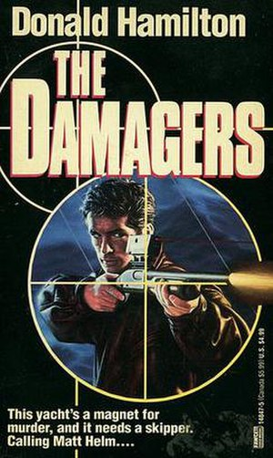 The Damagers - 1993 paperback edition