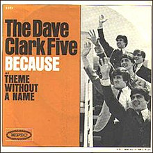 The Dave Clark Five - Because.jpg