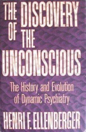 The Discovery of the Unconscious - Cover of the first edition