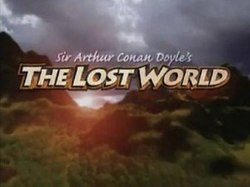 Series titles over a jungle scene