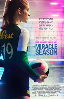 <i>The Miracle Season</i> 2018 American film directed by Sean McNamara