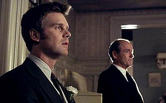 """The Plan (Six Feet Under) - Nathaniel and Nate Fisher in episode """"The Plan"""""""