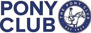 The Pony Club - Image: The Pony Club Logo