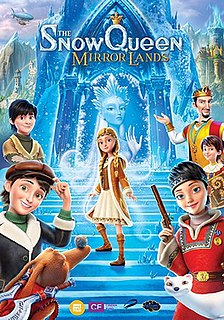 <i>The Snow Queen: Mirrorlands</i>