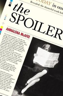 The Spoiler First Edition 2011 Cover.jpg