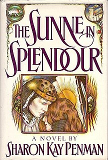 <i>The Sunne in Splendour</i> novel by Sharon Kay Penman
