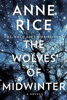 <i>The Wolves of Midwinter</i> Book by Anne Rice