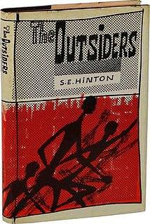 <i>The Outsiders</i> (novel) novel by S. E. Hinton
