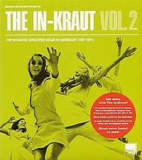 The In-Kraut Vol. 2 - album cover image