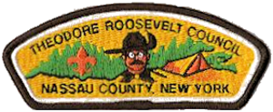 Theodore Roosevelt Council - Image: Theodore Roosevelt Council CSP