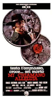 <i>They Call Me Hallelujah</i> 1971 film by Giuliano Carnimeo
