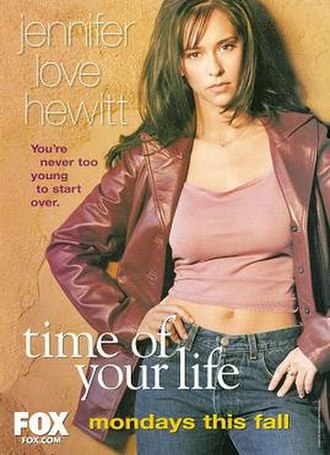 Time of Your Life (U.S. TV series) - Promotional advertisement
