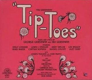 <i>Tip-Toes</i>