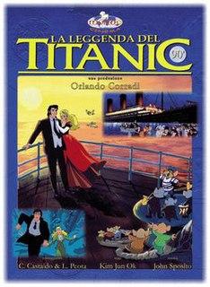 <i>The Legend of the Titanic</i> 1999 North Korean film directed by Orlando CorradiKim J. Ok