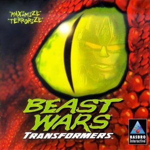 Beast Wars: Transformers (video game) - Image: Transformers Beast Wars Coverart
