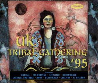 Tribal Gathering - Tribal Gathering 1995 album cover