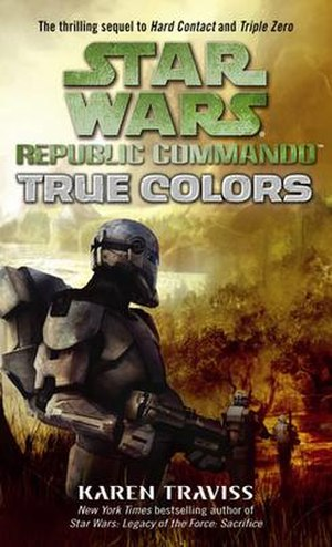 Star Wars Republic Commando: True Colors - Image: True Colors