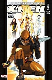 <i>Ultimate Comics: X-Men</i> Monthly comic book series