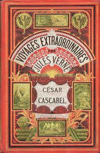 César Cascabel - Image: Verne cascabel 1890
