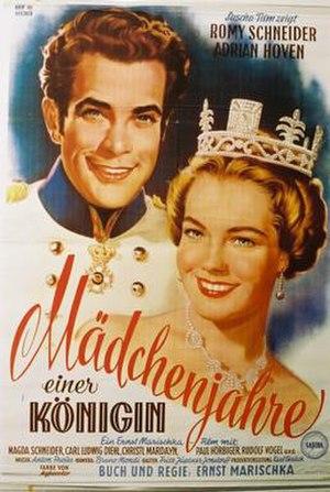Victoria in Dover (1954 film) - Image: Victoria in Dover (1954 film)