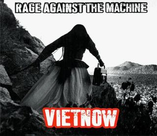Vietnow 1997 single by Rage Against the Machine