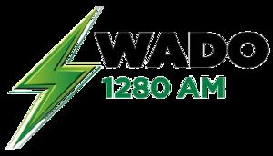 WADO - Image: WADO 1280 AM logo
