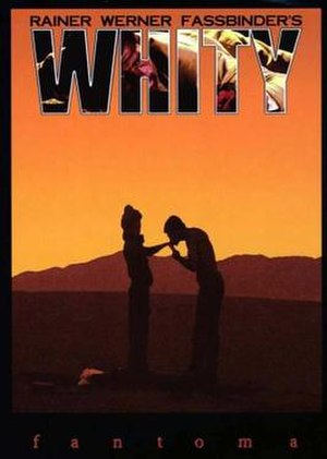Whity (film) - DVD cover