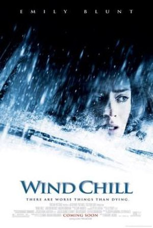 Wind Chill (film) - Promotional poster for the film