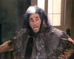 Frank Finlay as the Witchsmeller Pursuivant