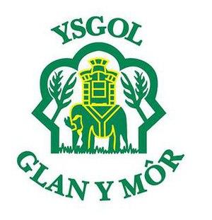 Ysgol Glan y Môr - Image: Ysgol Glan Y Mor Logo