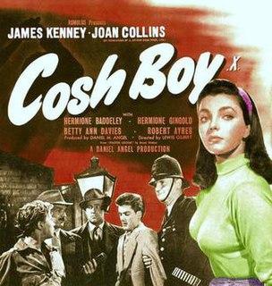 <i>Cosh Boy</i> 1953 film by Lewis Gilbert