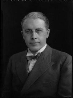 Ronald Wilberforce Allen British politician