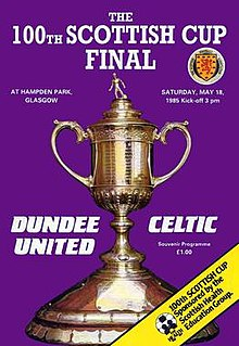 1985 Scottish Cup Final