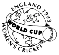 1993 Women's Cricket World Cup logo.png