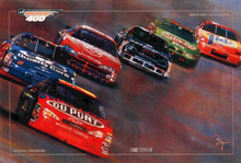 2003 Brickyard 400 program cover