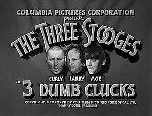 3 Dumb Clucks - Image: 3Dumb Clucks TITLE